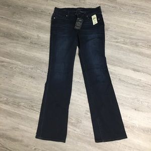 Lucky brand dark denim jeans